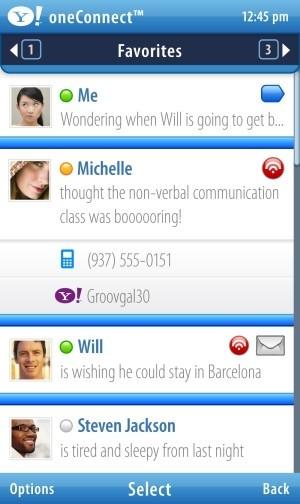 Yahoo! oneConnect, la apuesta de Yahoo para el móvil