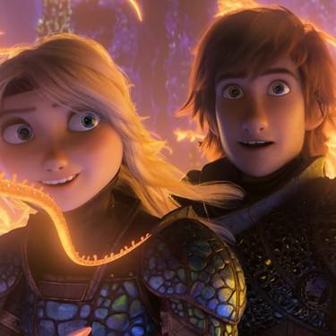 'Cómo entrenar a tu dragón 3': una fantástica aventura animada que funciona mejor como tercer acto que de forma individual