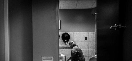 La fotografía que se ha hecho viral al capturar un momento del postparto del que no se habla