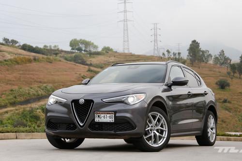 Alfa Romeo Stelvio Ti, a prueba: Italiano de corazón, actitud y personalidad