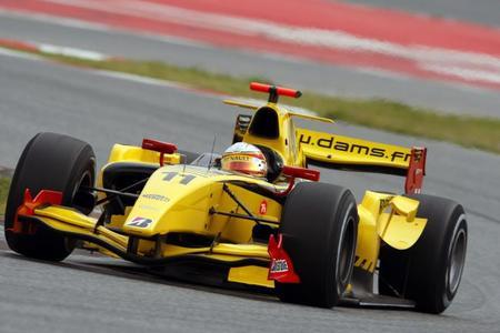 DAMS, quinto equipo de la Formula E