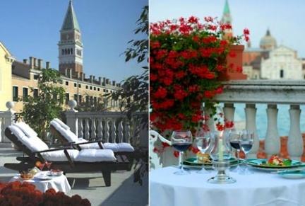 Luna Hotel Baglioni, volver a la Venecia del silo XVIII