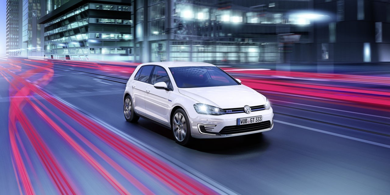 Volkswagen Golf GTE, híbrido enchufable