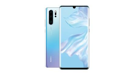 Huawei P30 Pro Oficial Diseno