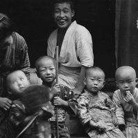 46 singulares fotografías que plasman la vida en Japón hace más de 100 años