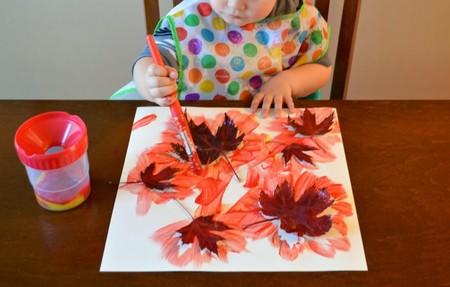 manualidades de otoño fáciles para hacer con niños