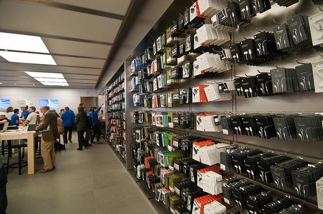 Foto de Apple Store Fashion Valley en San Diego (6/7)