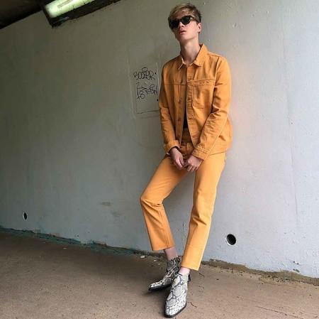 El Mejor Street Style De La Semana Siete Ideas Infalibles Para Un Look En Monocromo 05