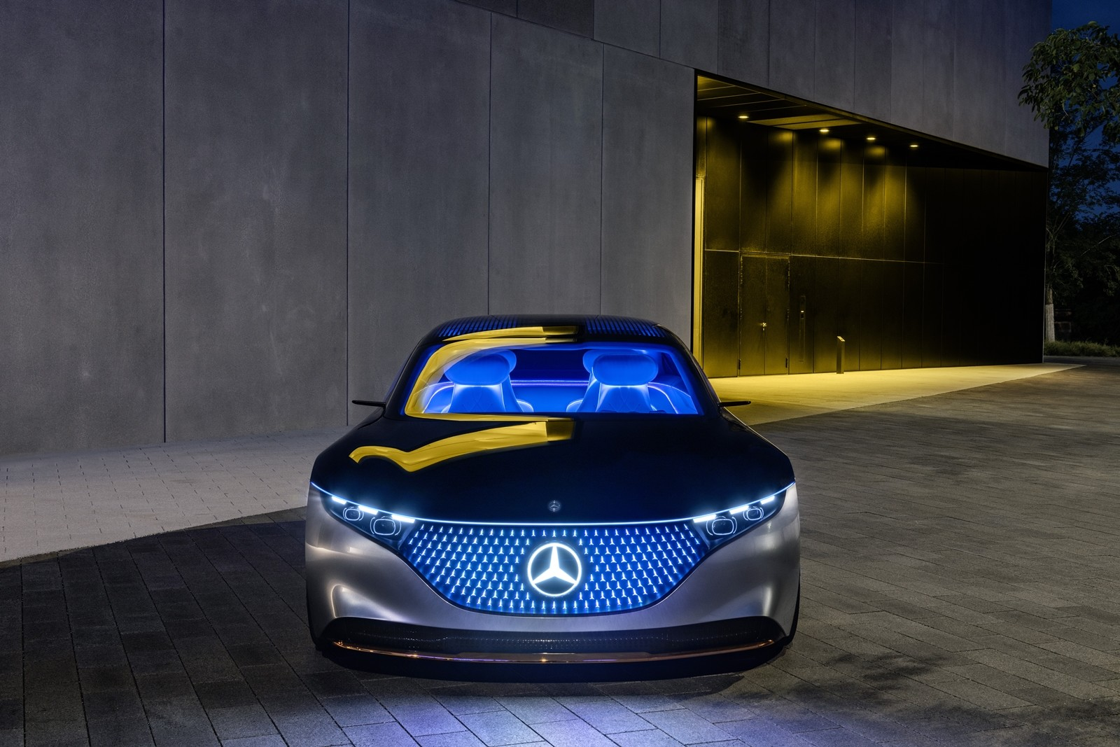 Foto de Mercedes-Benz EQS 2019 (1/18)
