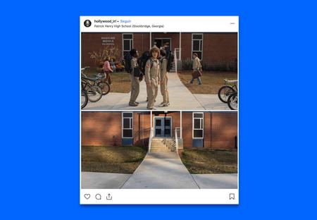 Esta cuenta de Instagram nos enseña cómo son los escenarios reales de series y películas