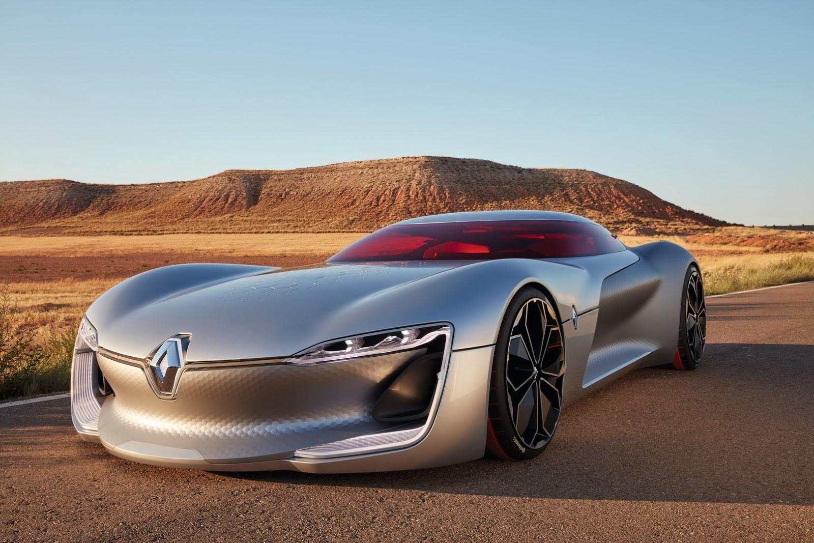 Foto de Renault Trezor Concept (1/32)
