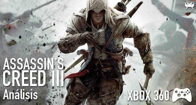 'Assassin's Creed III' para Xbox 360: análisis