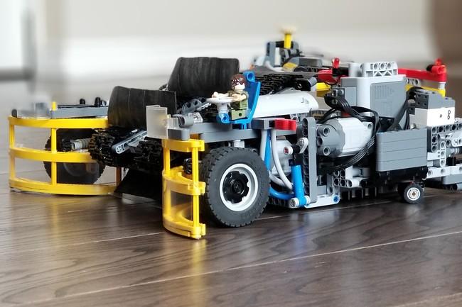 Lego Roomba