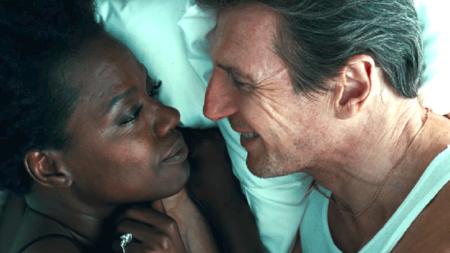 Viudas Viola Davis Liam Neeson