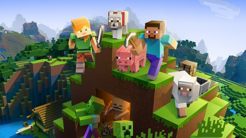 Minecraft gratis durante este mes de Agosto