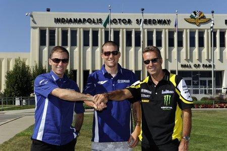 Ben Spies estará en el equipo oficial de Yamaha en 2011