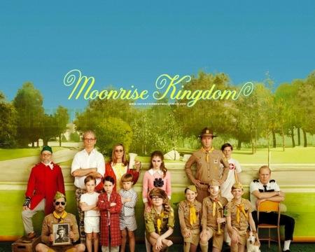 Moda de cine (XXI): Moonrise Kingdom