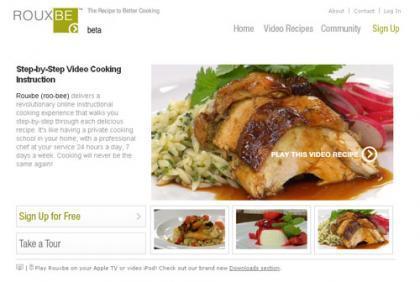 Rouxbe, vídeos para aprender a cocinar