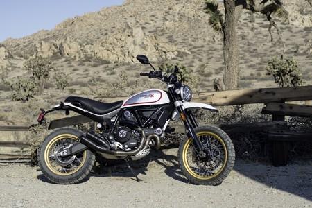 Ducati Scrambler Desert Sled, diversión fuera de carretera a la italiana