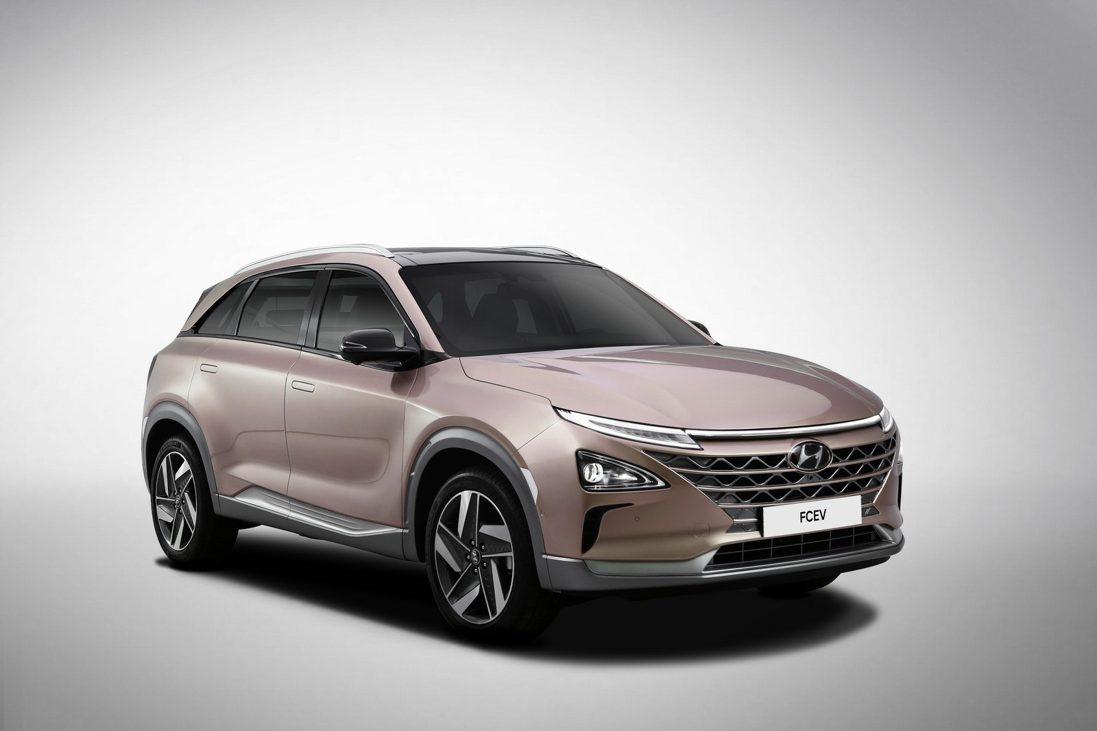 Foto de Hyundai SUV FCEV (1/6)