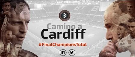 Antena 3 Tv Estadisticas Final De Champions Total Juventus Real Madrid En Cardiff