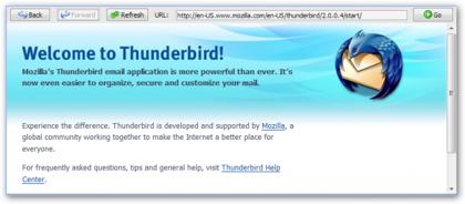 ThunderBrowse, un navegador en tu Thunderbird