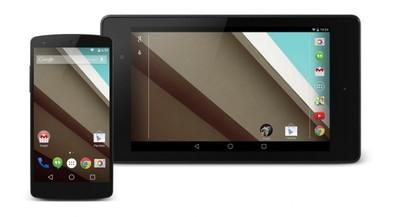 Los siguientes Nexus llegarían a mediados de Octubre y Android L el 1° de Noviembre