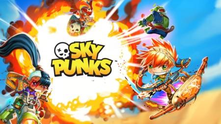 Sky Punks para Android, lo nuevo de Rovio Stars es una aventura de carreras de planeadores