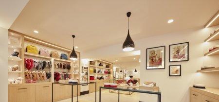 Espacios para trabajar: la nueva flagship store de Cyriano