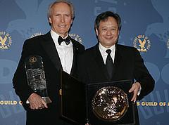 Ang Lee y Clint Eastwood triunfantes en la DGA (Directors Guild of America)