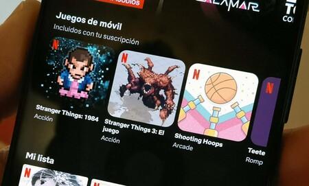 Los juegos de Netflix ya en la aplicación Android, así puedes descargarlos todos