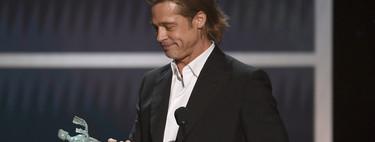 Del emotivo discurso de Joaquin Phoenix al guiño a Tinder de Brad Pitt: los mejores momentos de los SAG Awards 2020