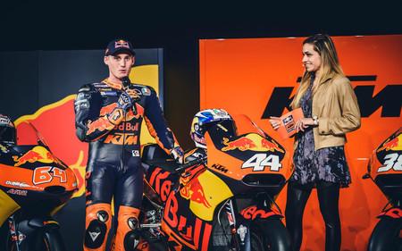 Pol Espargaró KTM 2017 presentacion