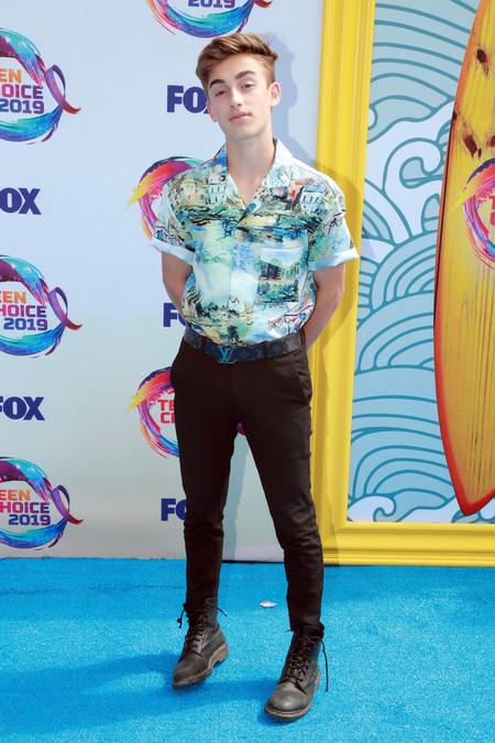 Johnny Orlando Fox S Teen Choice Awards 2019 Arrivals