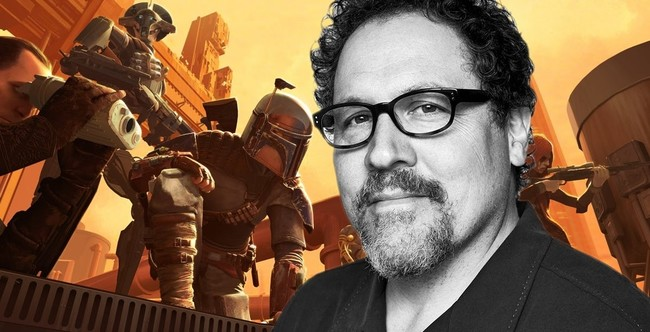 Jon Favreau Star Wars Tv Series