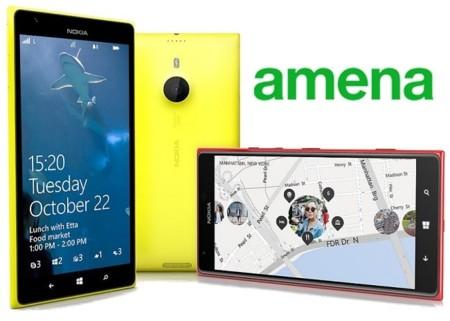Precios Nokia Lumia 1520 con Amena