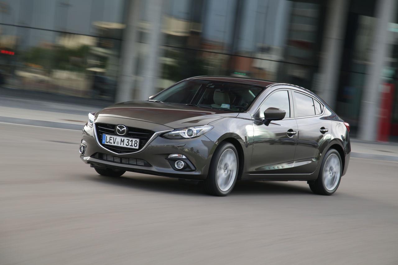 Foto de Mazda3 2013 (38/118)