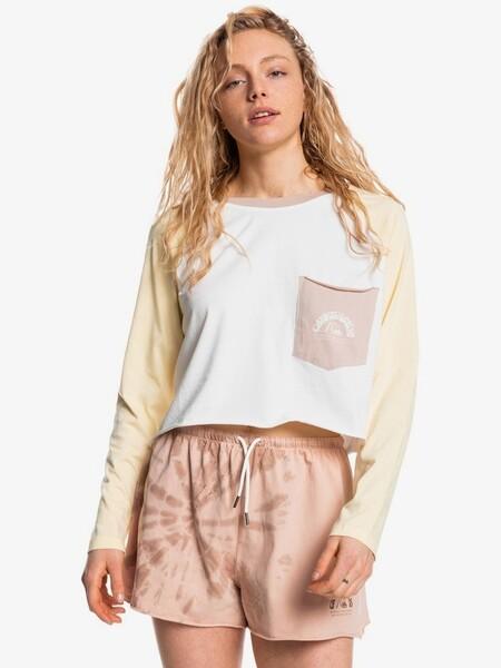 Camiseta Hippie Con Estampado