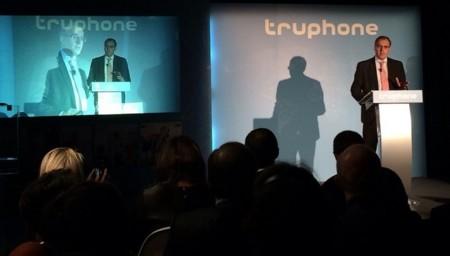 Presentación Truphone España