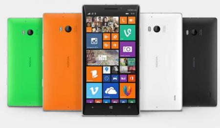 Nokia Lumia 930 Back