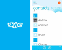 "Skype 1.0 listo para Windows Phone, no funciona con ""teléfonos Tango"""