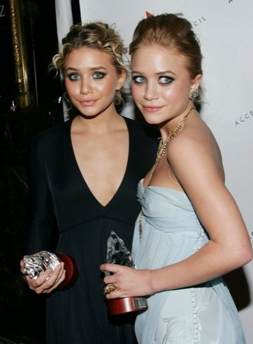 El estilo grunge por Mary-Kate y Ashley Olsen, tendencia 2009 V