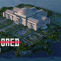 """The Uncensored Library: está biblioteca fue hecha en Minecraft y cuenta con artículos """"censurados"""" de México y el mundo"""