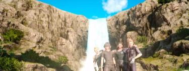 Análisis de Final Fantasy XV, una fantasía que ha tardado diez años en hacerse realidad
