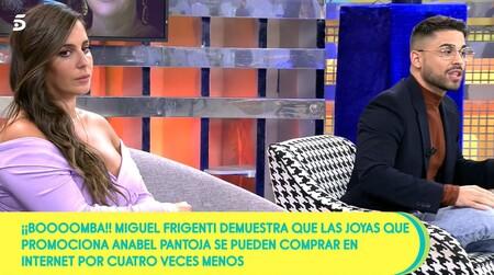 Anabel Pantoja Miguel Frigenti
