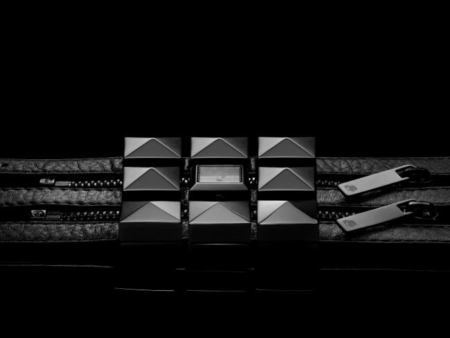 Karl Lagerfeld Fossil Reloj diseño