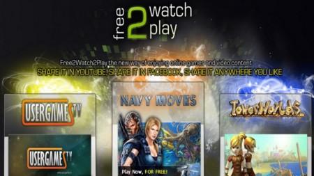 Free2Watch2Play, el nuevo modelo de distribución de vídeo y juegos de FX Interactive
