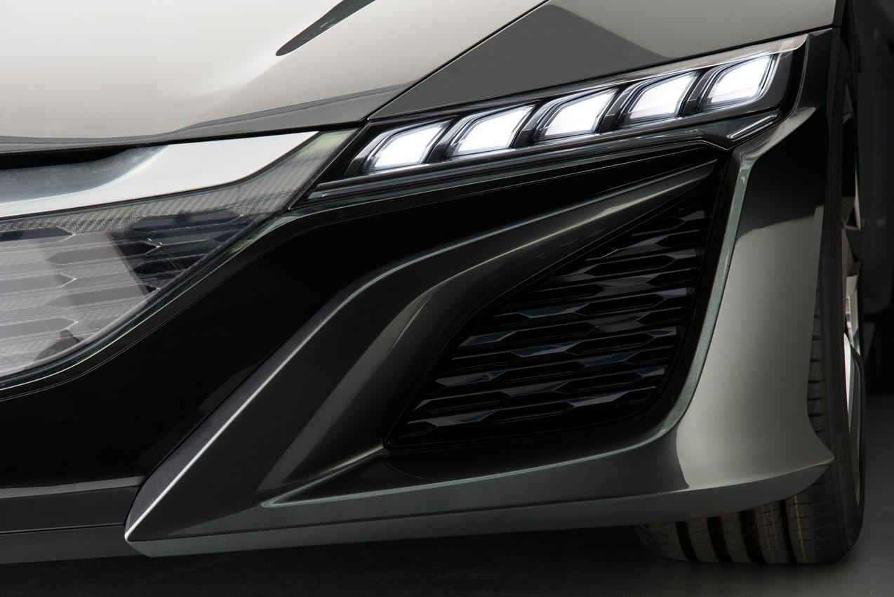 Foto de Honda NSX Concept (4/11)