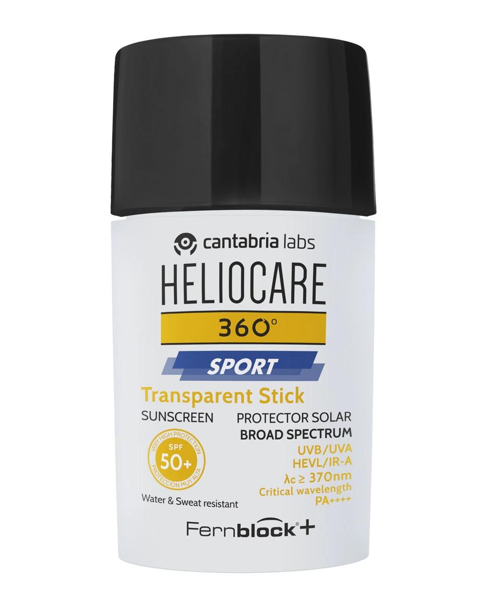Stick Protector Solar 360º Sport SPF50+ 25 g Heliocare