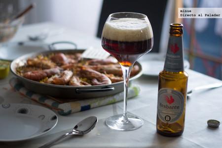 Cervezas Brabante - oscura